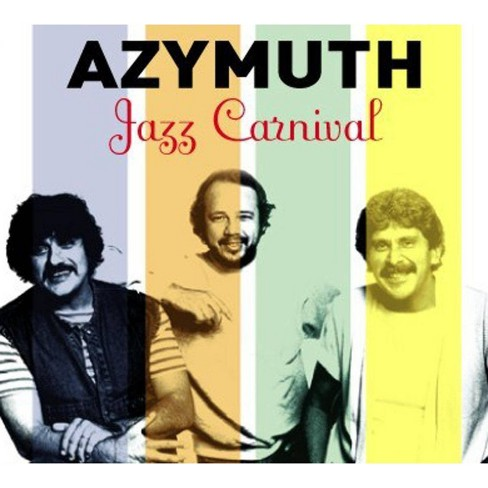 Azymuth - Jazz Carnival (CD) - image 1 of 1