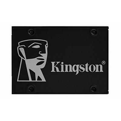 Kingston KC600 256GB 2.5 inch SATA3 Solid State Drive (3D TLC)
