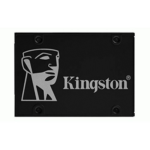 Kingston KC600 256GB 2.5 inch SATA3 Solid State Drive (3D TLC) - image 1 of 1