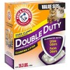 Arm & Hammer Double Duty Advanced Odor Control Clumping Cat Litter - 26.3lbs - image 2 of 3