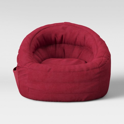 Co Bean Bag Chair With Pocket Pillowfort
