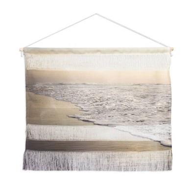 Small Bree Madden Fading Sea Fiber Wall Hanging - Deny Designs