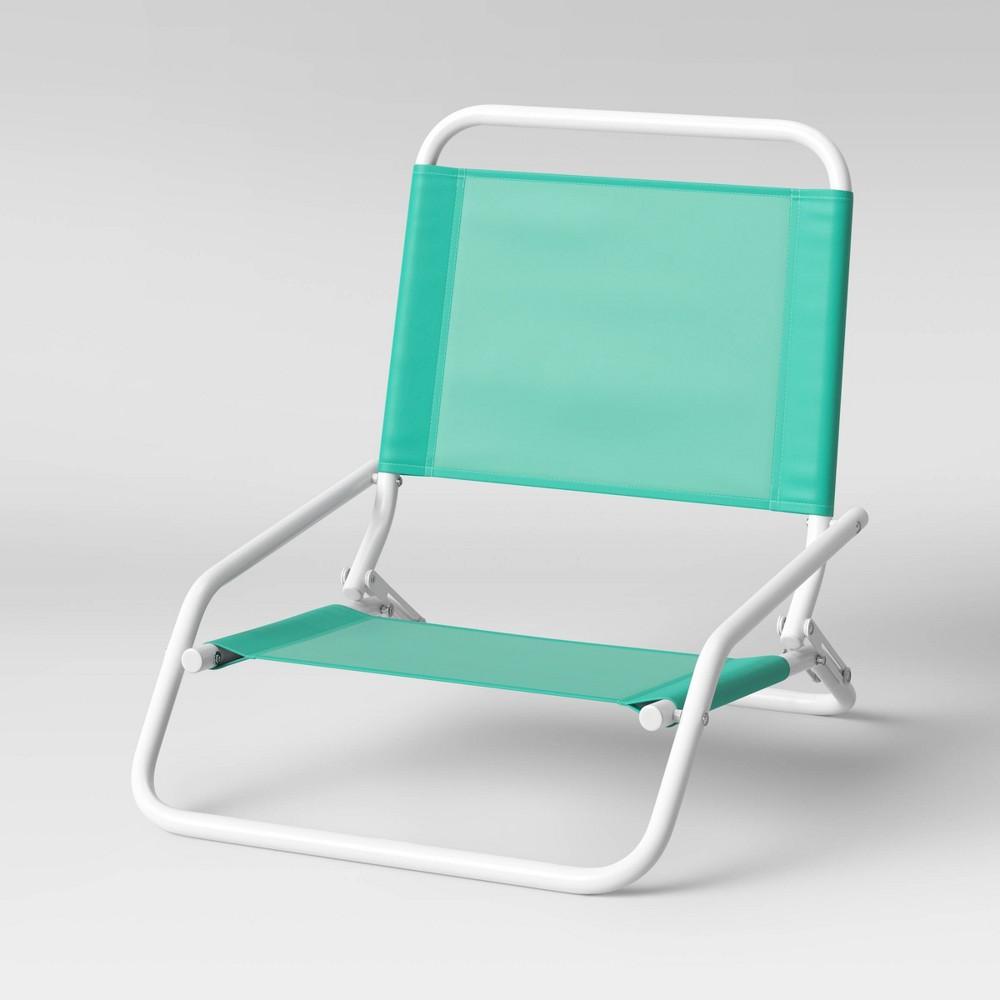 Reviews Beach Sand Chair - Green - Sun Squad™