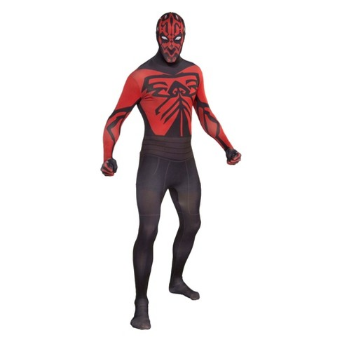 Men's Star Wars Darth Maul Second Skin Halloween Costume - image 1 of 1
