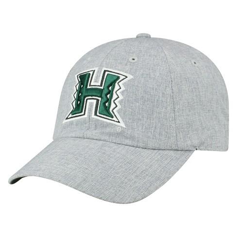 Hawaii Rainbow Warriors Baseball Hat Grey - image 1 of 2