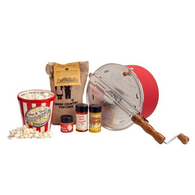 Wabash Valley Farms Red Whirley Pop Old Fashion Gift Set