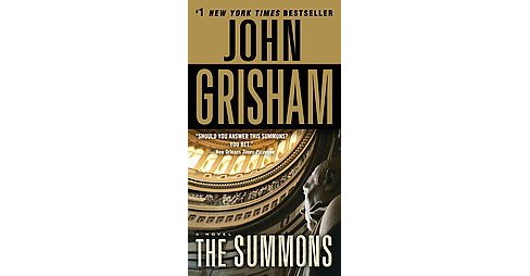 Summons : A Novel (Reprint) (Paperback) (John Grisham) - image 1 of 1