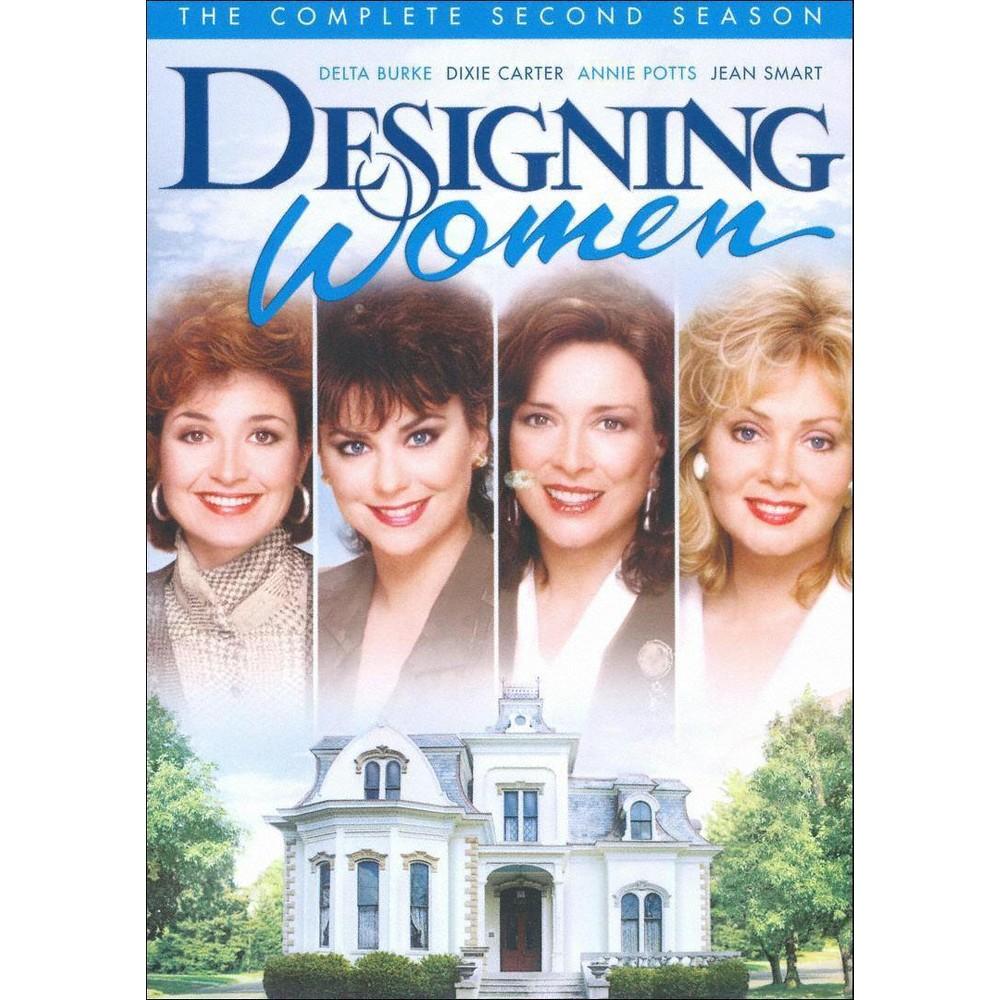 Designing Women Season 2 (Dvd)