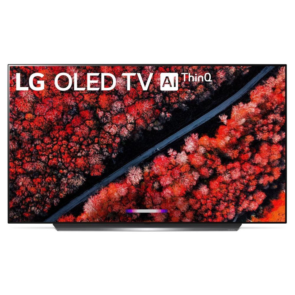 "LG 55"" 4K UHD Smart OLED TV - (OLED55C9PUA), Black"