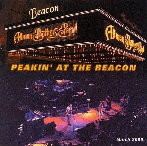 Allman brothers band - Peakin at the beacon (CD) - image 1 of 1