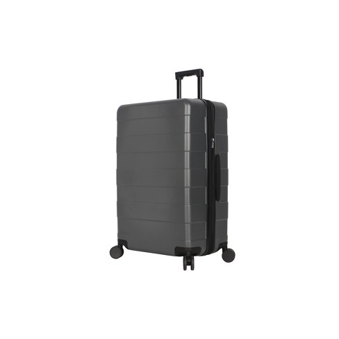 """Hardside 28"""" Spinner Suitcase Heather Gray - Made By Design™ - image 1 of 4"""