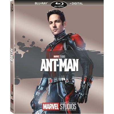 Ant-Man (Blu-ray + Digital)