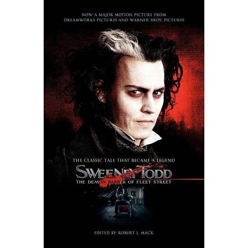 Sweeney Todd - by  Robert Mack (Paperback) - image 1 of 1