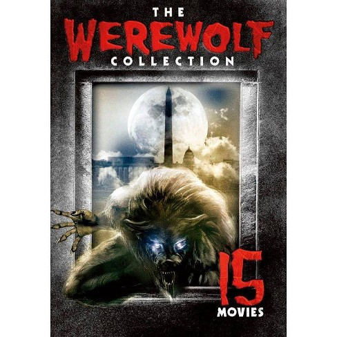 Werewolf Collection: 15 Movies (DVD) - image 1 of 1