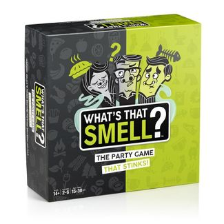 Whats That Smell? The Party Game That Stinks By Wow Wee