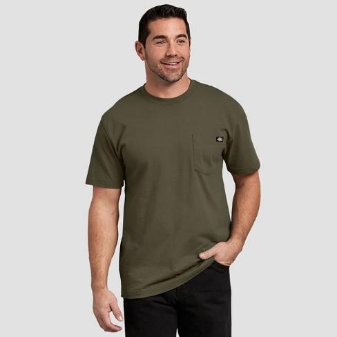 Dickies Men's Big & Tall Short Sleeve Heavyweight T-Shirt - image 1 of 2