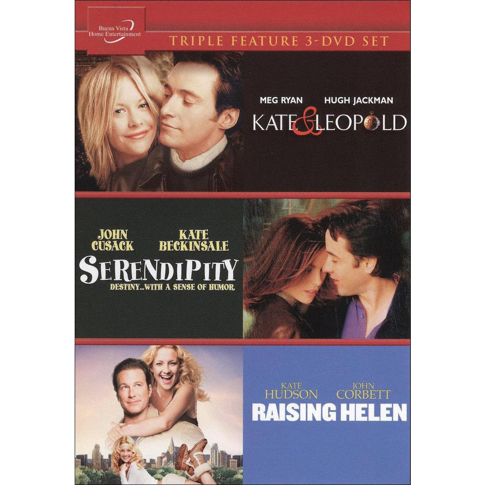 Kate and Leopold/Serendipity/Raising Helen [3 Discs]