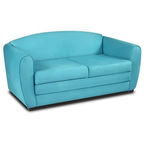 Tween Sofa Sleeper Sky Blue Kangaroo Trading Co