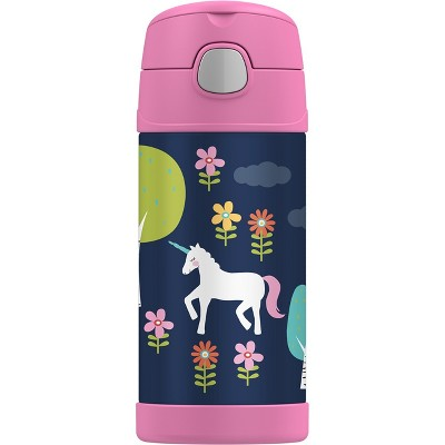 Thermos CRCKT 12oz FUNtainer Water Bottle - Unicorn