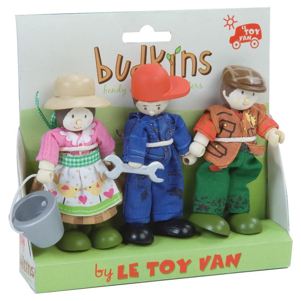 Le Toy Van Budkins Farmers Gift Set