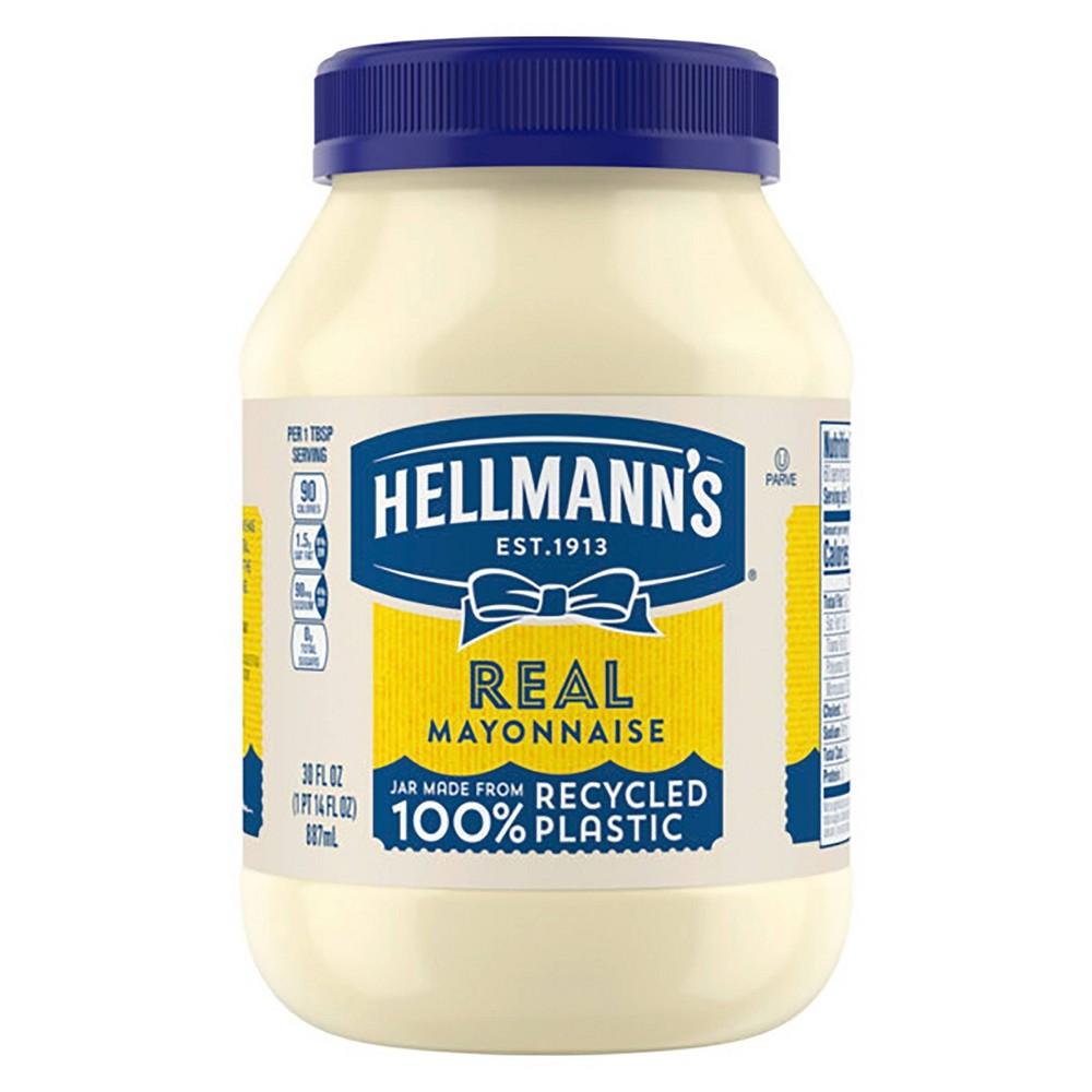 Hellmanns Mayonnaise Real - 30oz Reviews