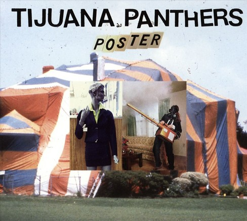 Tijuana panthers - Poster (CD) - image 1 of 1