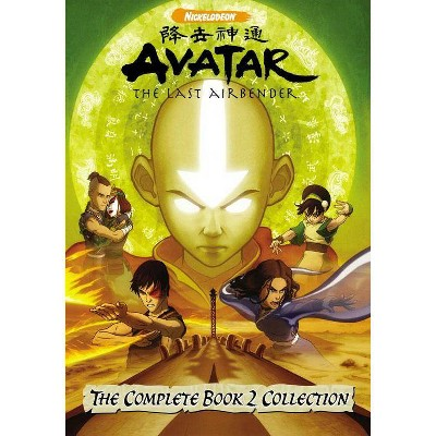 Avatar, The Last Airbender: The Complete Book 2 Collection (DVD)(2007)