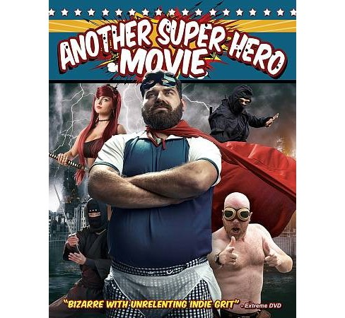 Another Super Hero Movie (DVD) - image 1 of 1