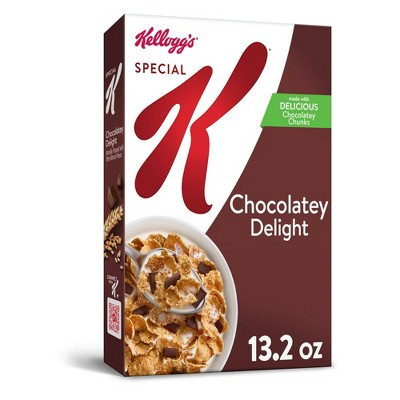 Special K Chocolate Breakfast Cereal - 13.2oz - Kellogg's
