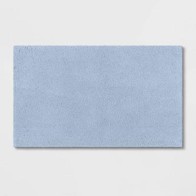 "24""x40"" Bath Rug Light Blue - Threshold Signature™"