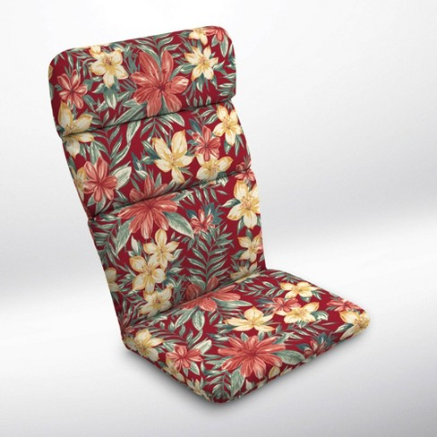 Clarissa Tropical Adirondack Chair Cushion Ruby - Arden Selections - image 1 of 2