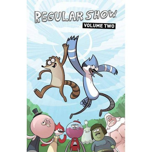 Regular Show Vol. 2 - (Regular Show Graphic Novels) by  Nick Sumida & Jeremy Lawson (Paperback) - image 1 of 1