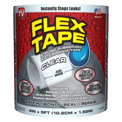 As Seen on TV Flex Tape Clear