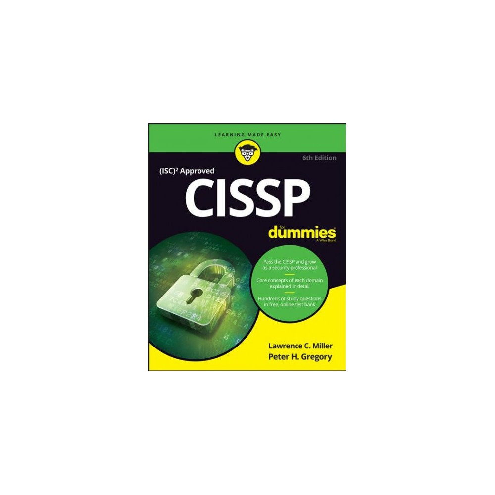 Cissp for Dummies - 6 Pap/Psc by Lawrence C. Miller & Peter H. Gregory (Paperback)