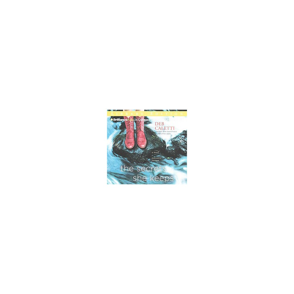 The Secrets She Keeps (Unabridged) (Compact Disc)