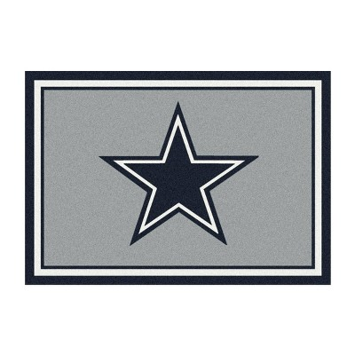 NFL Dallas Cowboys 4'x6' Spirit Rug