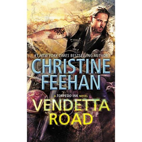 Vendetta Road - (Torpedo Ink) by  Christine Feehan (Paperback) - image 1 of 1