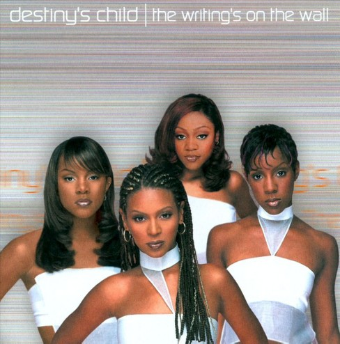 Destiny's child - Writings on the wall (CD) - image 1 of 1