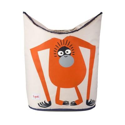 3 Sprouts Baby Laundry Hamper Storage Basket Organizer Bin for Nursery Clothes