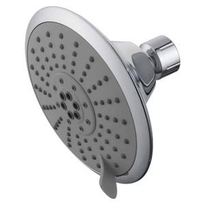 Watersense 5-Function Showerhead Chrome - Kingston Brass, Grey