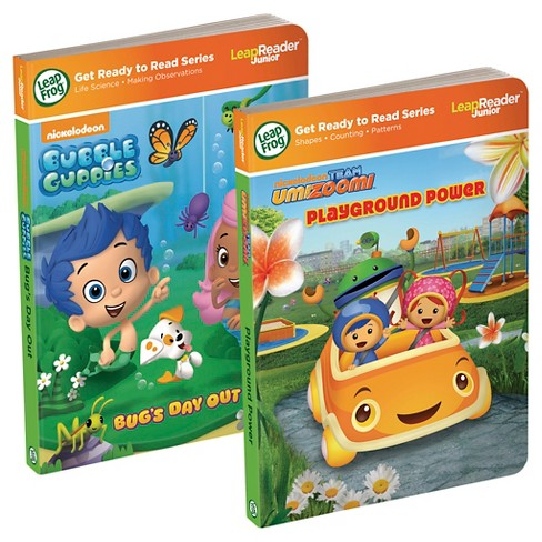 LeapFrog LeapReader Junior Bubble Guppies and Umizoomi Book Value Pack - image 1 of 1