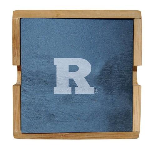 NCAA Rutgers University Slate Coaster Set - image 1 of 1