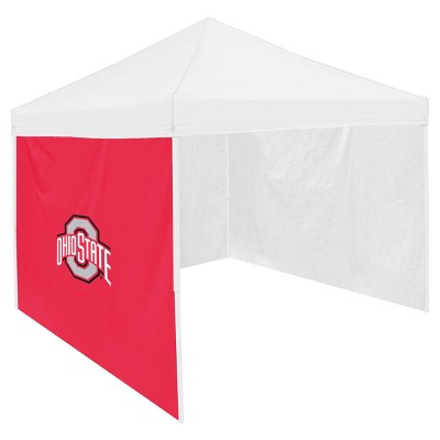 NCAA Ohio State Buckeyes Logo Brands 9x9  Canopy Side Panel