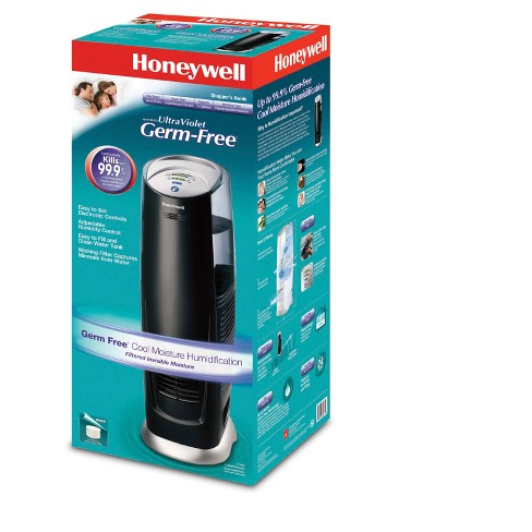 Honeywell Germ Free UV Tower Cool Humidifier