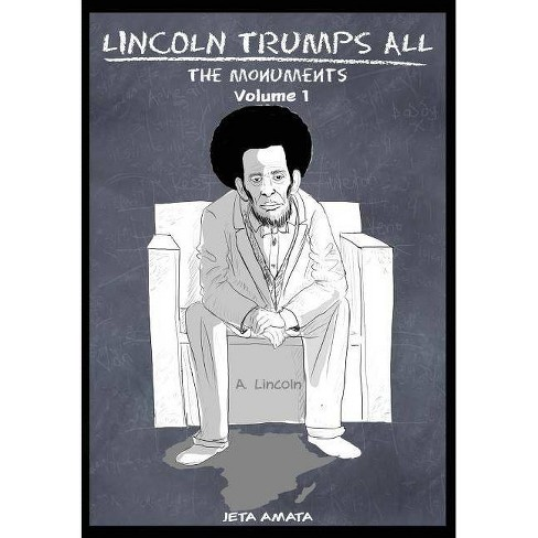 Lincoln Trumps All - by  Jeta Amata (Hardcover) - image 1 of 1