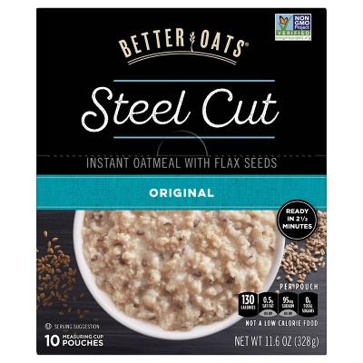 Better Oats Steel Cut Original - 11.6oz