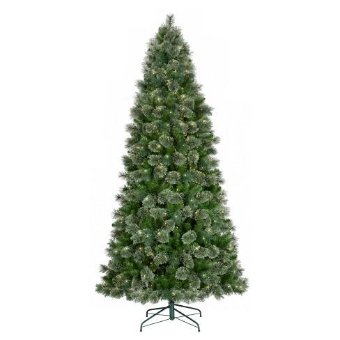 9ft Pre-lit Artificial Christmas Tree Full Virginia Pine Clear Lights - Wondershop™ - image 1 of 4