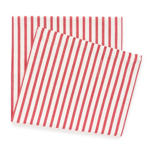 "Red Stripe Table Runner, 14"" x 108"" - sugar paper™ - image 1 of 1"