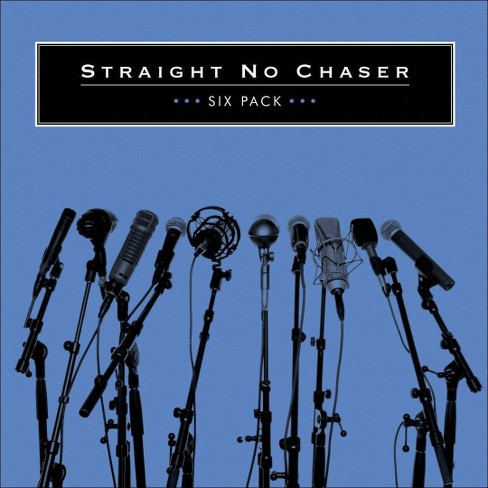 Straight no chaser - Six pack (CD) - image 1 of 1