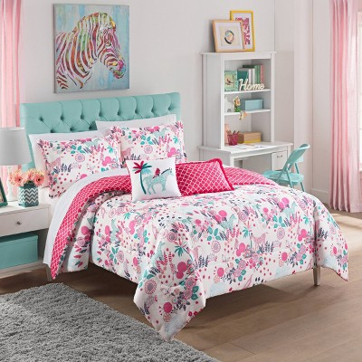 Reverie Reversible Bedding Set - Waverly Kids